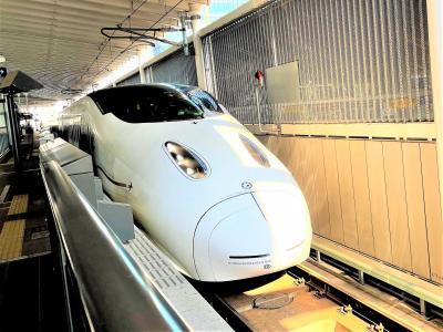 【2020年12月】どこでもドアきっぷで西へ東へ (2) つばめで熊本、そして終点の鹿児島中央駅へ