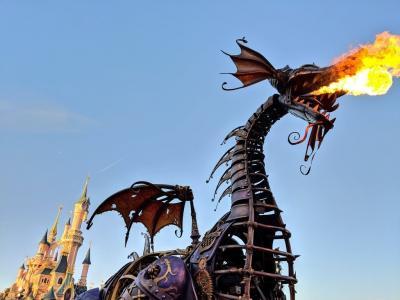 【五大陸周遊 総集編②】Disneyland Paris とパリ周辺