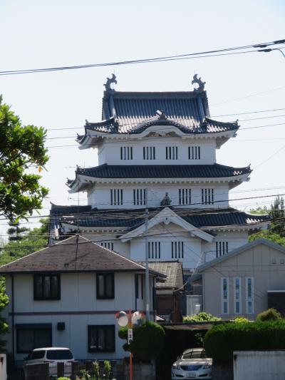 心の安らぎ旅行 (2021年4月 行田市 Part5 さきたま古墳群を見たくて 忍城だぁ♪)