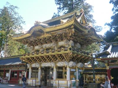 日光・鬼怒川温泉の旅