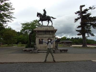 新緑とともに「感謝」に触れ合う仙台&山形の旅 その1 やまびこに乗っていざ仙台へ&クレジットカード紛失(汗)にもめげずに仙台ぶらり散歩