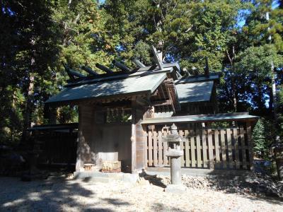 諸国寺社参り 大和国2 阿紀神社、かぎろいの丘、神楽岡神社