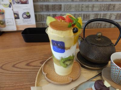 石川県金沢市◆和カフェ『和味』『菓ふぇMURAKAMI 本社店』◆2021/05/20・23・03