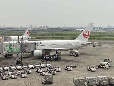 2020年8月 JALどこかにマイルで行く 北海道・釧路編 -1