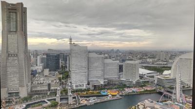 インターコンチネンタル横浜Pier8宿泊の前に横浜Newスポットをブラリ♪