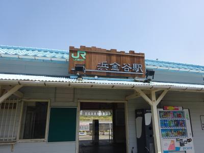 有給休暇の消化で東京湾岸を1周してきた【その2】 浜金谷駅から内房線に乗る