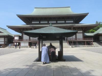 成田の成田山新勝寺の参道で鰻とそばを食べて境内散策と参拝をしました