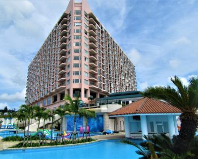 新型コロナと共に生きることを覚悟した沖縄 まったりホテルstay #2(オキナワ マリオット リゾート&スパ)Clownスイート
