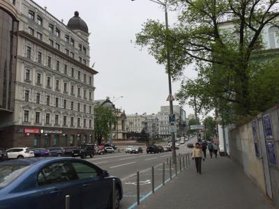 キエフ散歩