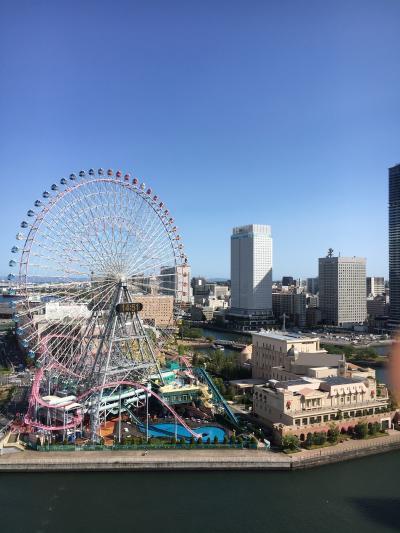 横浜ベイホテル東急 & ガンダム