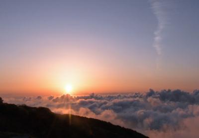 佐渡島最高峰金北山縦走トレッキング&ジオ旅  縦走トレッキング編