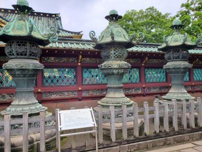 上野公園探索