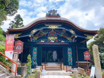 「今こそ滋賀を、旅しよう」第3弾でお得に週末を過ごす♪ 後編: 5年半越しでようやく行けた竹生島と、ローザンベリー多和田のバラに感動!