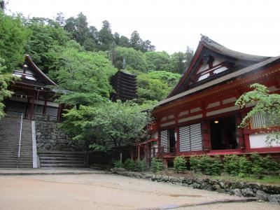 eahawk家始祖、藤原鎌足を祀る談山神社を訪ね鎌足公に思いを馳せる!