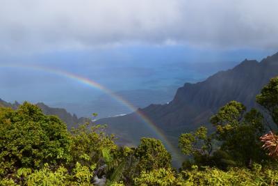 《ハワイ》絶景!ナ・パリ・コースト―2島を楽しむ!カウアイ&オアフ 2019.2 ②