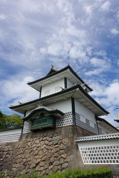 【2泊3日 初夏の金沢 ひとり旅】Meは何しに金沢へ? 古都の眺めに身をまかせの巻 2日目