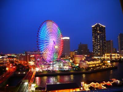 みなとみらいで夜景堪能♪THE YOKOHAMA BAY HOTEL TOKYU 棚ぼたスィート滞在記