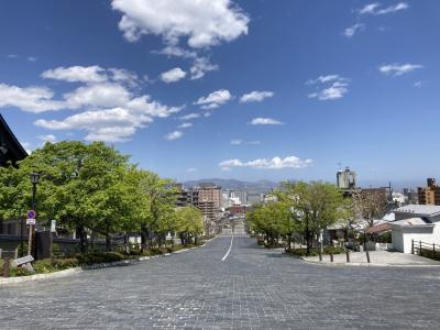 函館でお腹ポンポコの旅 2日目