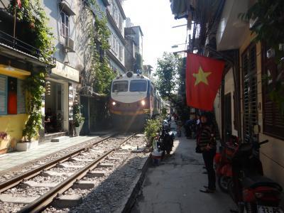11月はタイ、カンボジア、ベトナムへ (15) ハノイ編 その4