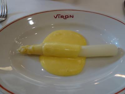 フランスのブッラスリーを求めて VIRON丸の内へ