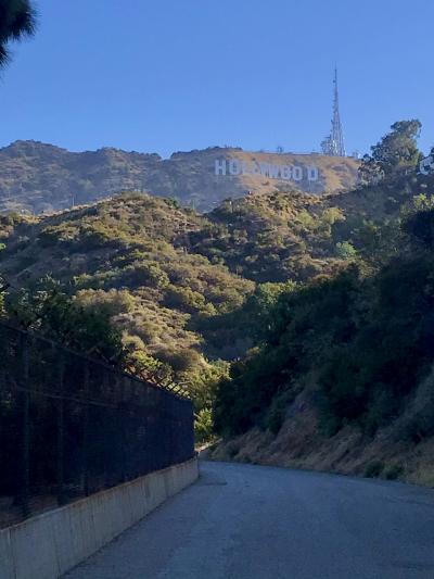 ハリウッド貯水池の散策