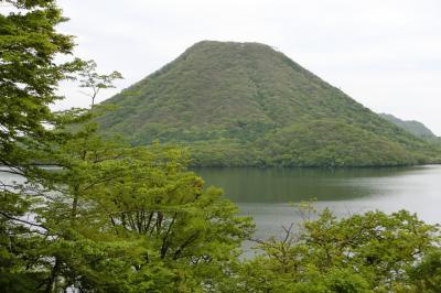 デジカメ片手に新緑の伊香保と榛名湖!