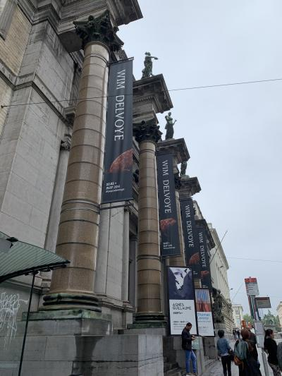ロンドン、ブリュッセル ぼっち旅⑨王立美術館でブリューゲルとか世紀末芸術とか