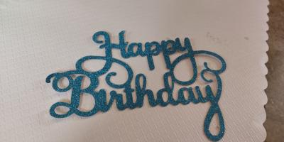 First son&Husband's Birthday !