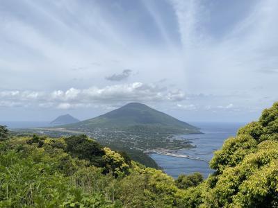 八丈島でちょっと自然散策