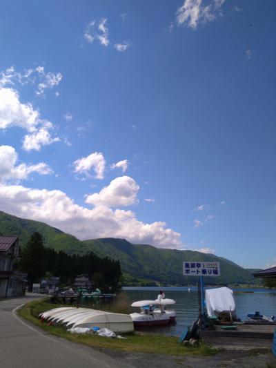 青木湖&木崎湖そして界アルプス☆一泊二日
