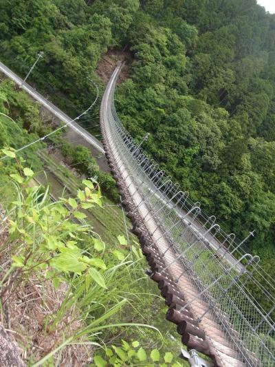 奈良県吉野・黒滝村へドライブ