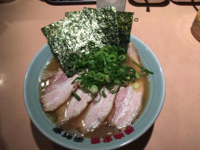 横浜家系ラーメン 元町家 思い出の味を求めて