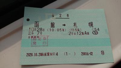 Go to トラベル 北海道 道南の旅  5日目