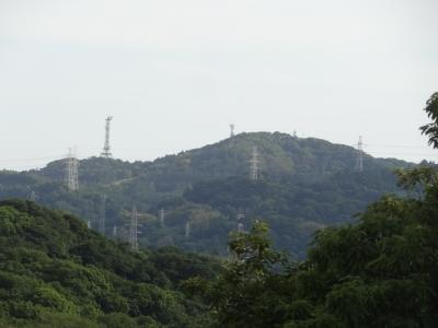月例登山報告/大楠山・その1.衣笠山公園&三浦半島最高峰/大楠山。