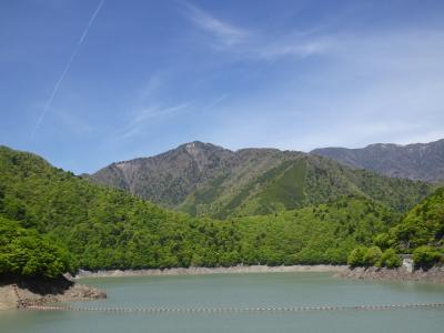 2021年5月 新緑深まる山々に癒されにオクシズへ _ 中部道の駅めぐり21