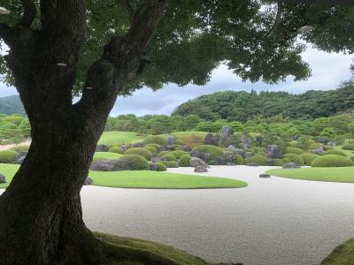 初めての島根旅行 その1 沖縄から急遽行先変更!が、大雨の影響で初っ端から波乱含みの幕開けに