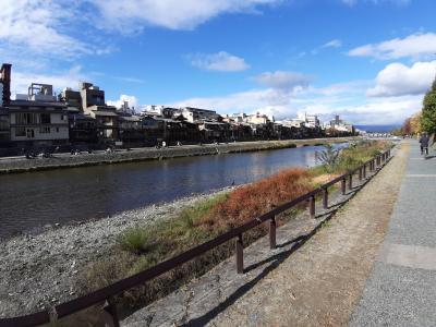 ふらっと肌寒い京都へと(Part 1. 祇園方面)