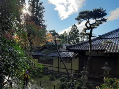 ふらっと肌寒い京都へと(Part 2. 知恩院から蹴上へ)