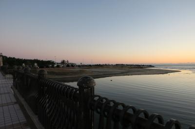【2021新春】大原海水浴場で初日の出