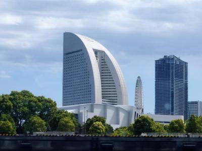 横浜へ~横浜グランドインターコンチネンタルホテル~2021年5月