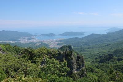 高知県3泊4日旅行 その2 小豆島 寒霞渓