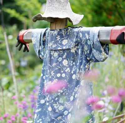 Japan しあわせの小平オープンガーデンめぐり(その3) ~ミツバチばあやの冒険~