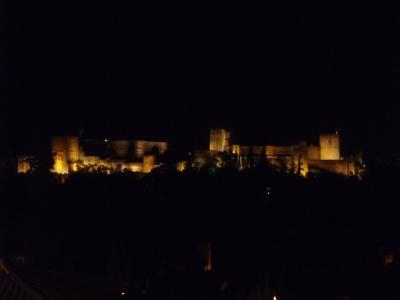 2011 世界一周 ~ ⑫スペイン グラナダ ~ 迫力のフラメンコ、アルハンブラ宮殿の美、そして8月18日はエルクラシコだった