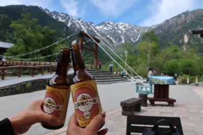 2021年6月 上高地の絶景とビールと♪気分最高~な女子旅♪vol.1~「五千尺キッチン」でランチ~河童橋~「五千尺ホテル上高地」~