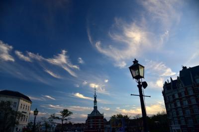 流れる雲と光に魅せられたハウステンボス ハロウィン紀行