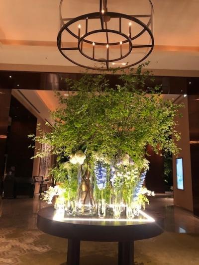 パレスホテル東京に記念日ステイ*