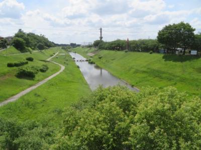 流山散策・流山おおたかの森駅から運河駅まで歩く