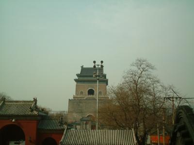 北京の鼓楼・鐘楼を一人散策