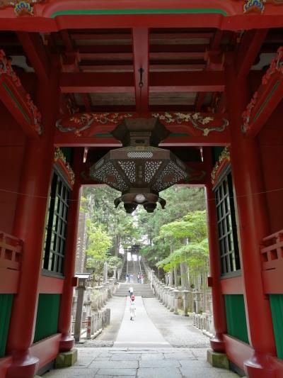 念願の三峰神社へGO