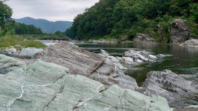 長瀞 岩の旅